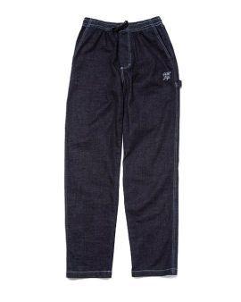 Contrast Stitch Carpenter Pant