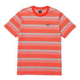 Huf Berkley Stripe Knit Top Tee