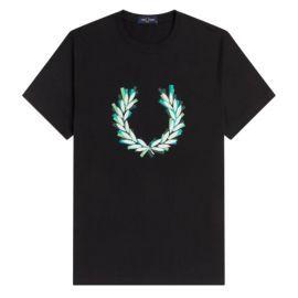 Litched Laurel Wreath T-Shirt