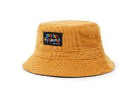 High Wale Corduroy Bucket Hat