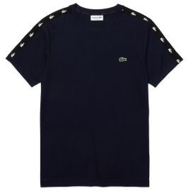Lacoste Croc Tape Story Tee