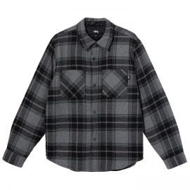Max Plaid Quilted Shirt