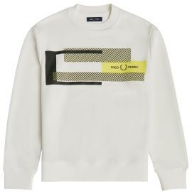 Mixed Graphic Sweatshirt