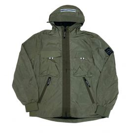Molecular Hooded Jacket