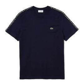 Print Striped T-Shirt