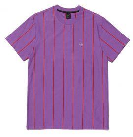 Wesley Stripe S/S Knit Top